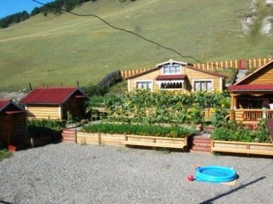 Территориия базы «Baikal Home»   www.baikalhome.ru
