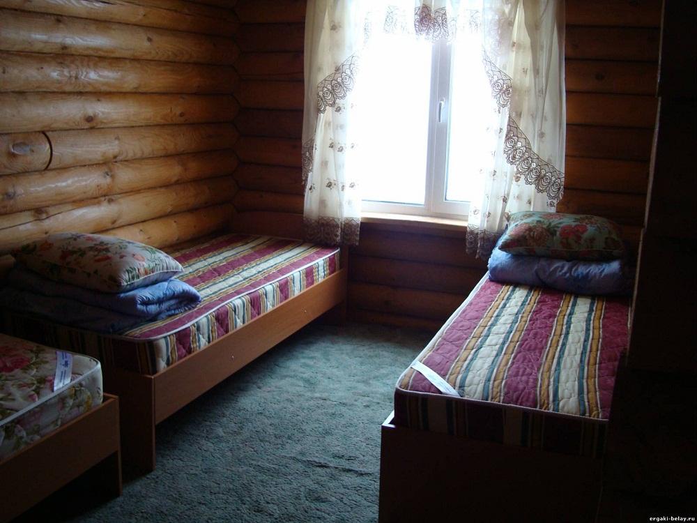 Комната. Фото: ergaki-belay.ru
