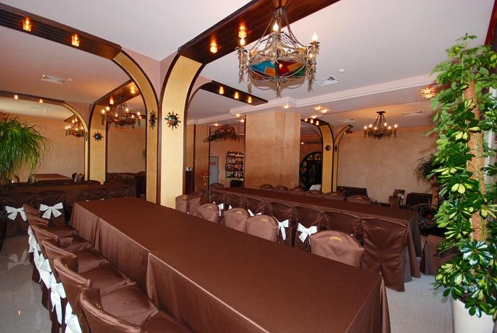 Ресторан. Фото: www.ac-hotel.ru