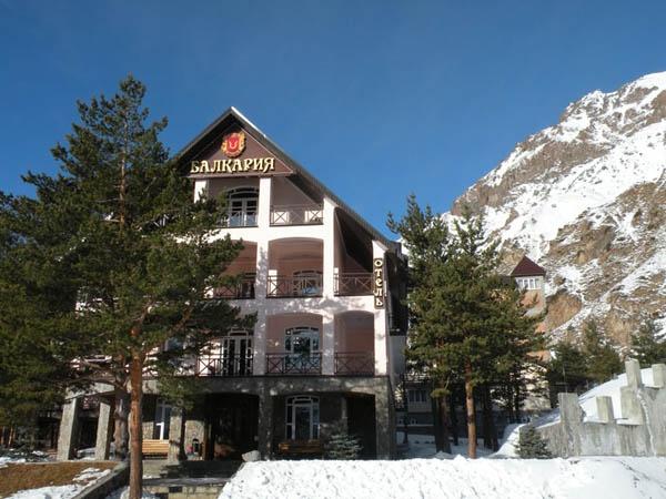 Отель «Балкария». Фото: www.balkaria.com