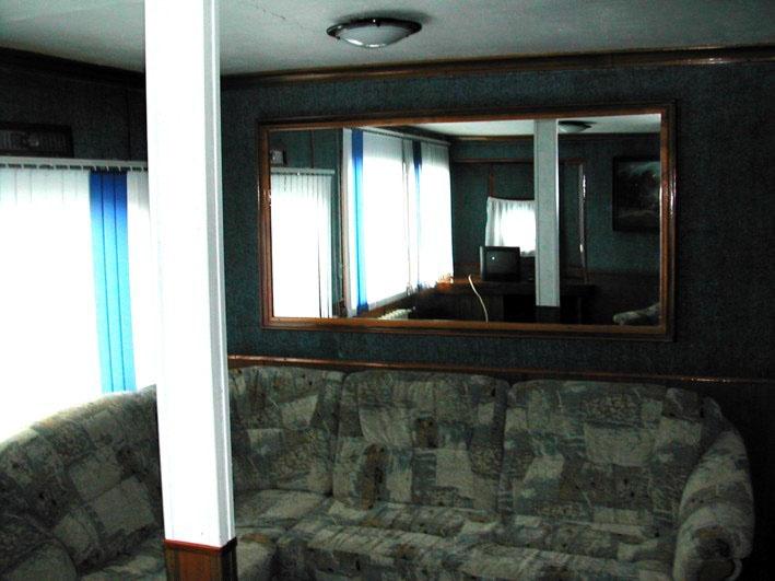 В каюте категории Люкс. Фото: www.infoflot.ru