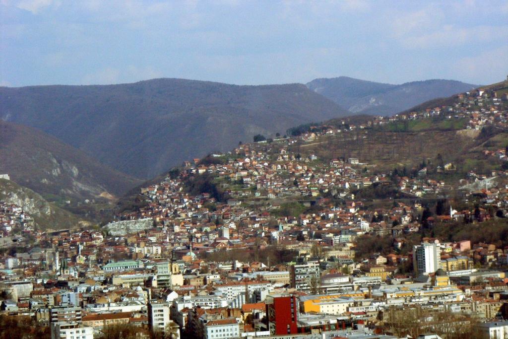 Сараево. Фото:   Brian Eager