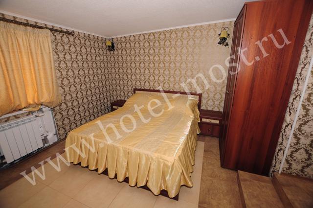 Интерьер номера. Фото: www.hotel-most.ru