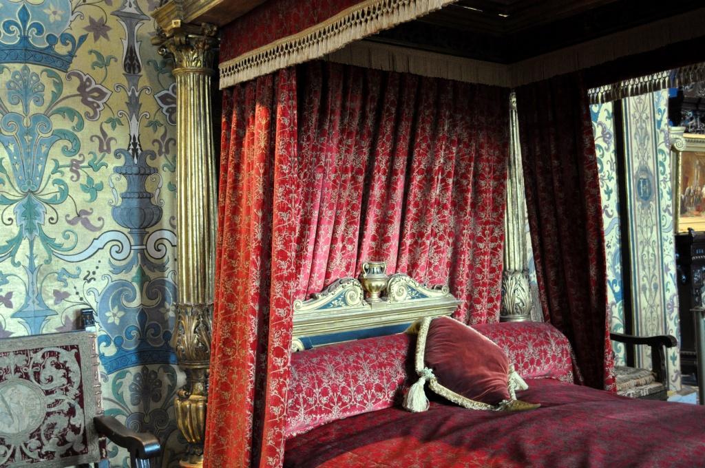 Комната Генриха Третьего. Автор: Frederique Voisin-Demery. Фото:  www.flickr.com