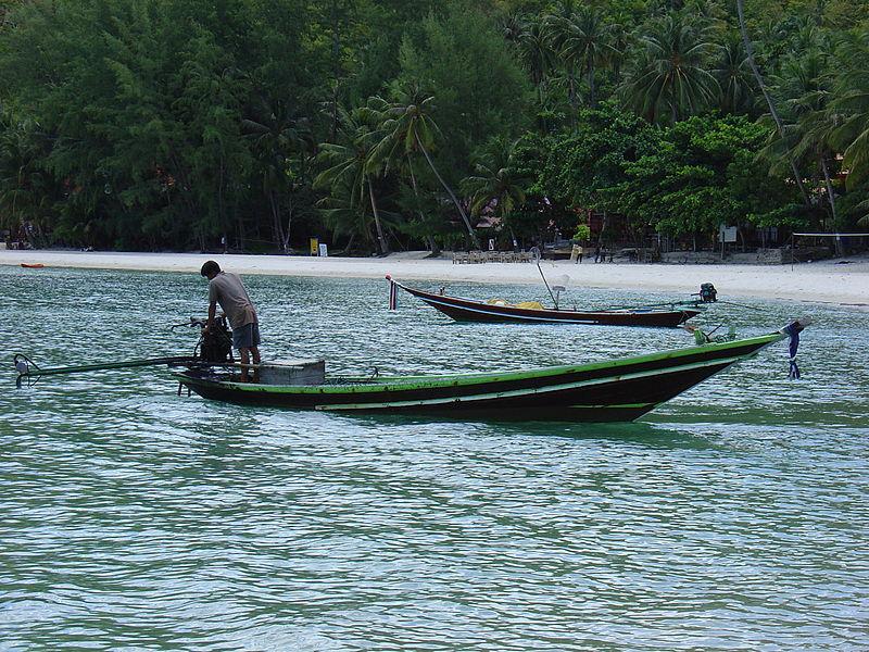 Средства передвижения по острову. Фото: AndreevAV, wikipedia.org