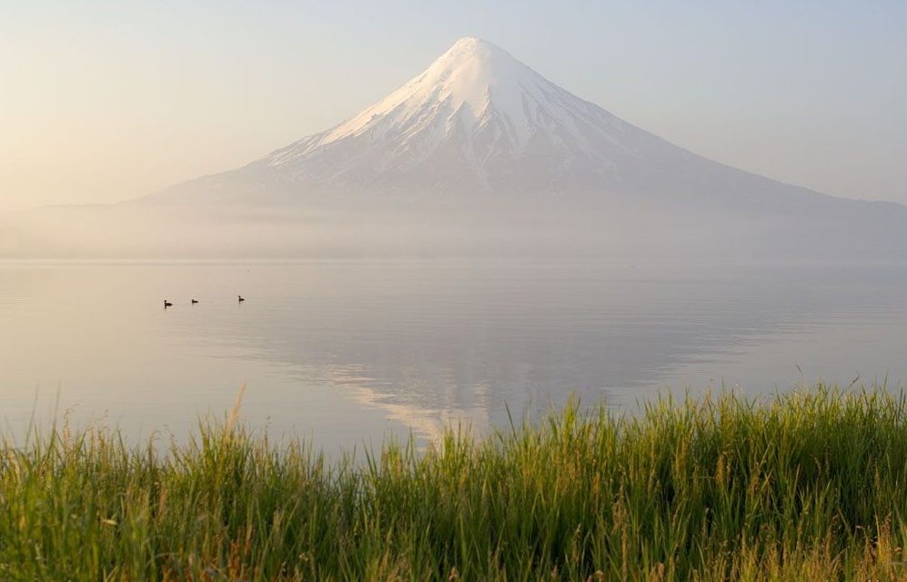 Озеро Кроноцкое. Фото: Шпиленок И., www.kronoki.ru