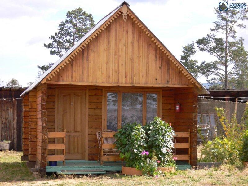 Гостевой домик, источник www.travel-olkhon.ru