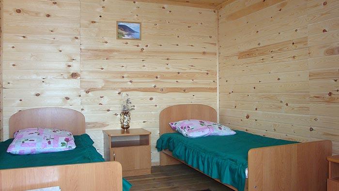 Двухместная комната, источник www.aldartai.ru