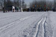 Ветлужанка, лыжный стадион