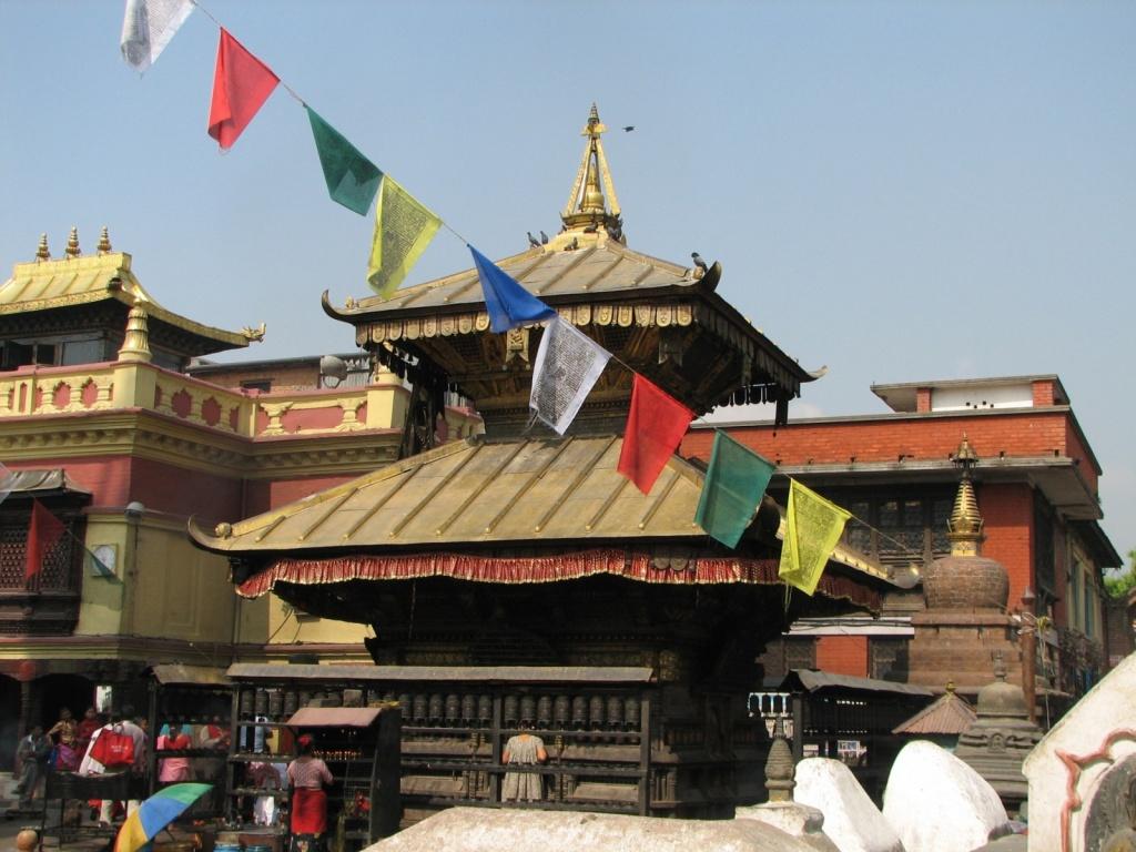 Храм Обезьяны (Swoyambhunath) в Катманду. Автор: mckaysavage. Фото:  www.flickr.com