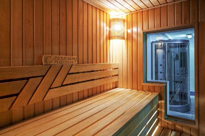 В сауне. Фото: www.incom-kras.ru