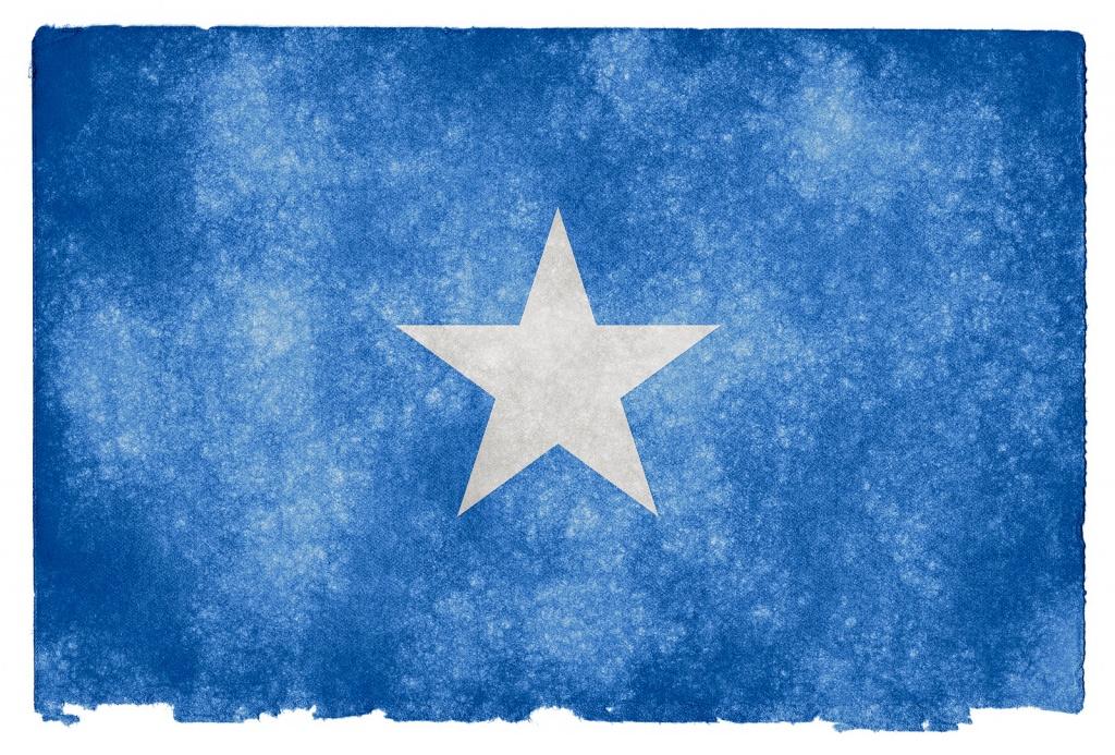 Флаг Сомали. Автор: Free Grunge Textures - www.freestock.ca. Фото:  www.flickr.com