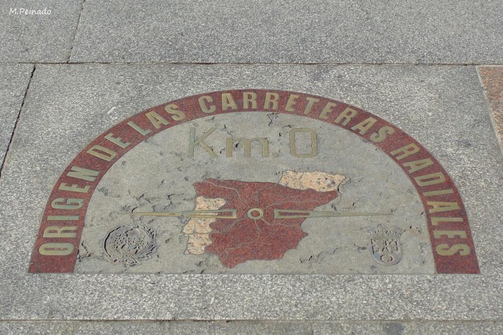 Нулевой километр. Автор: M.Peinado. Фото:  www.flickr.com