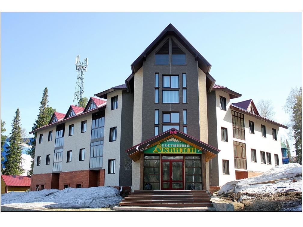 Гостиница «Аквилон». Фото: www.akvilon-hotel.ru