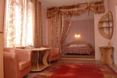 Номер «Люкс». Фото: www.rus-hotel.ru