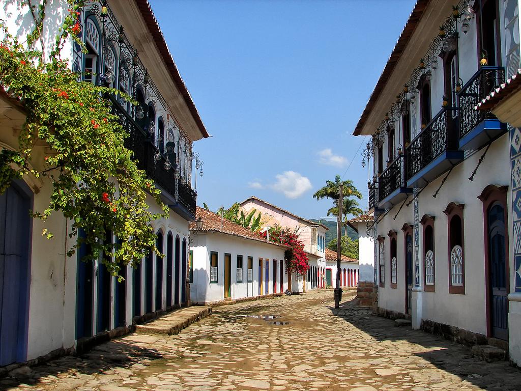 Улочки Бразилии. Автор: Diego3336. Фото:  www.flickr.com