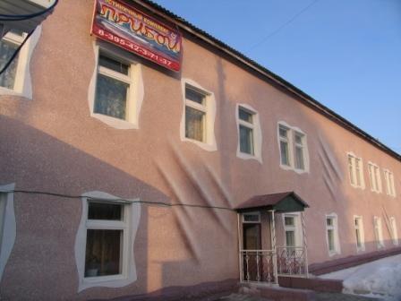 Здание гостиницы «Прибой»   priboy.org