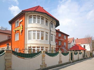 Отель «Богема». Фото: www.hotel-bogema.ru
