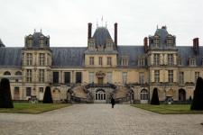Дворец Фонтенбло (Chateau de Fontainbleau)