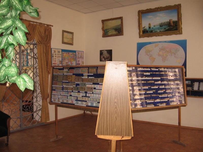 Музей денег. Фото:  Отдыхающим в Крыму