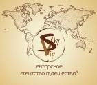 Лого агенство путешествий VipSky