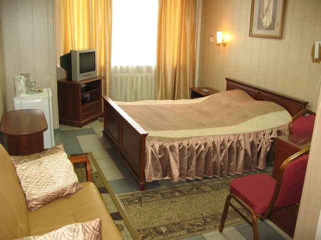 Люкс. Фото: www.one-hotel.ru