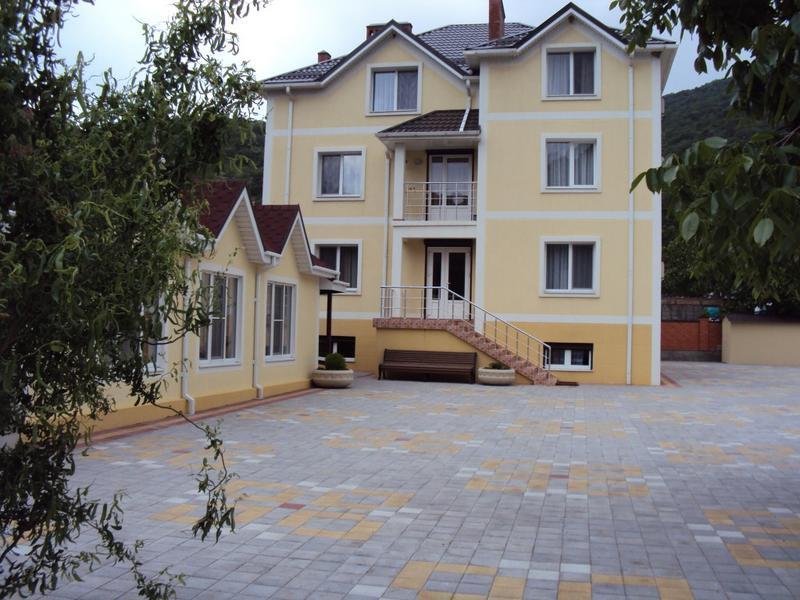 Гостевой дом «Шампань». Фото: tovar23.ru