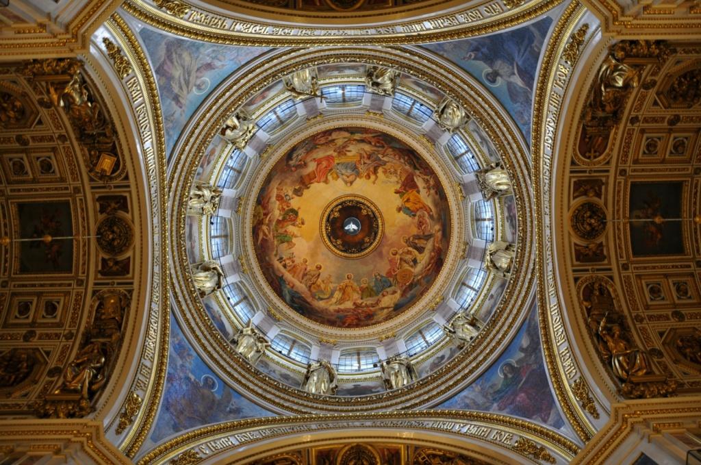 Санкт - Петербургский Исаакиевский собор внутри: pantv — LiveJournal | 679x1024