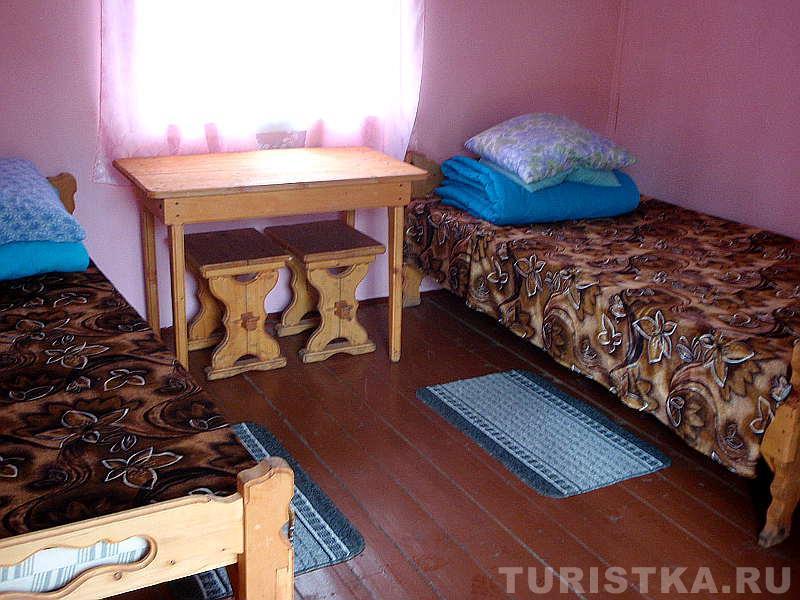 В летнем домике. Фото: www.turistka.ru