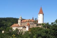 Замок Кривоклат (Кршивоклат, Крживоклат)