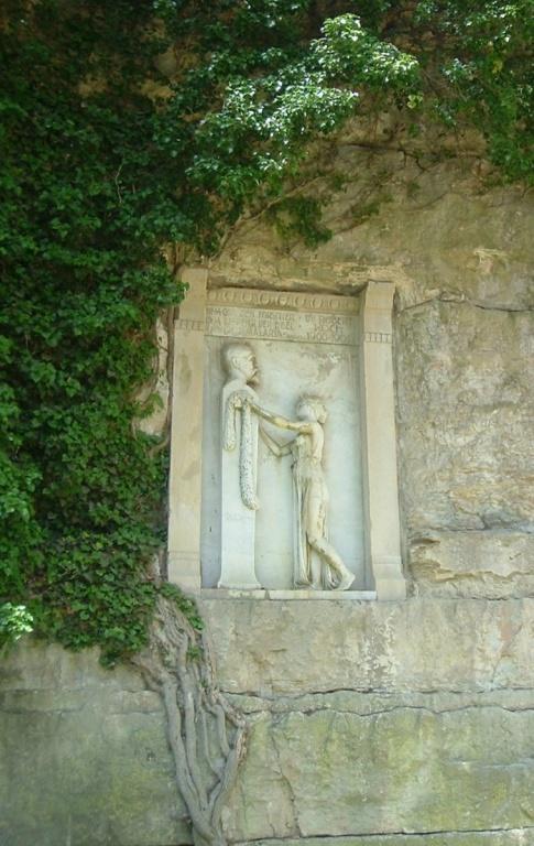Памятник Роберту Коху и борьбе с малярией. Автор: Gruenemann. Фото:  www.flickr.com
