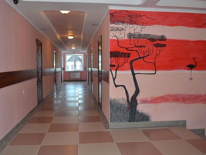 Холл второго этажа. Фото: www.24-hotel.info