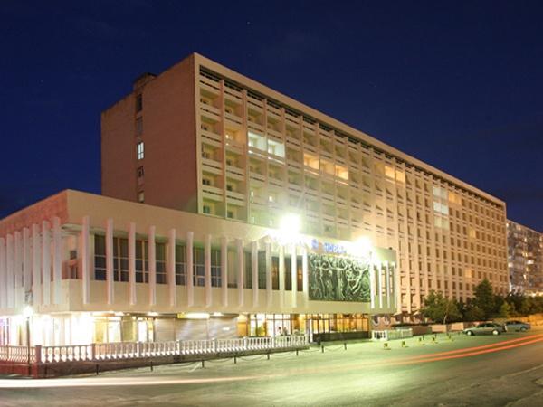Гостиница «Новороссийск». Фото: www.hotel-novoros.ru