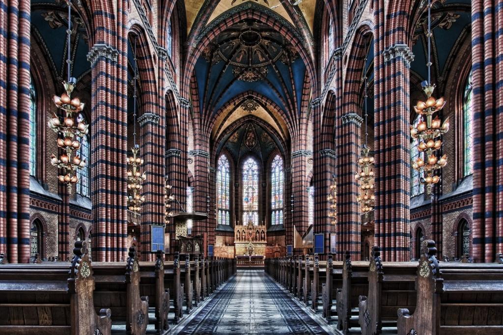 Церковь св. Джоанны. Автор: Kah-Wai Lin. Фото:  www.flickr.com