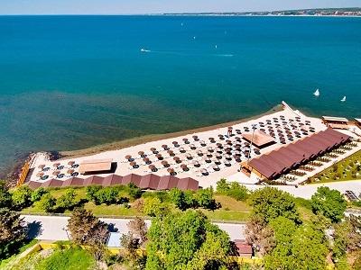 Пляж-Отель«Золотая бухта». Фото: anapa-goldenbay.ru