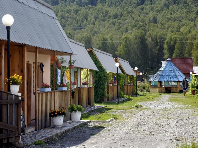 Летние домики. Фото: www.radbereg.ru