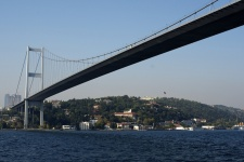 Мост через Босфор (Bosphorus Bridge)