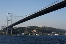 Мост через Босфор (Bosphorus Bridge)