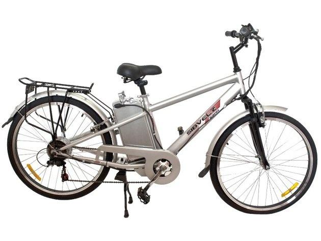 Электровелосипед. Фото: www.sibvelz.ru