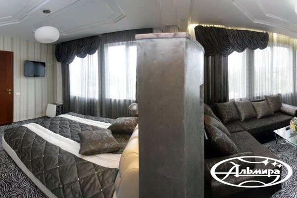 «Апартаменты». Фото: www.hotel-almira.ru