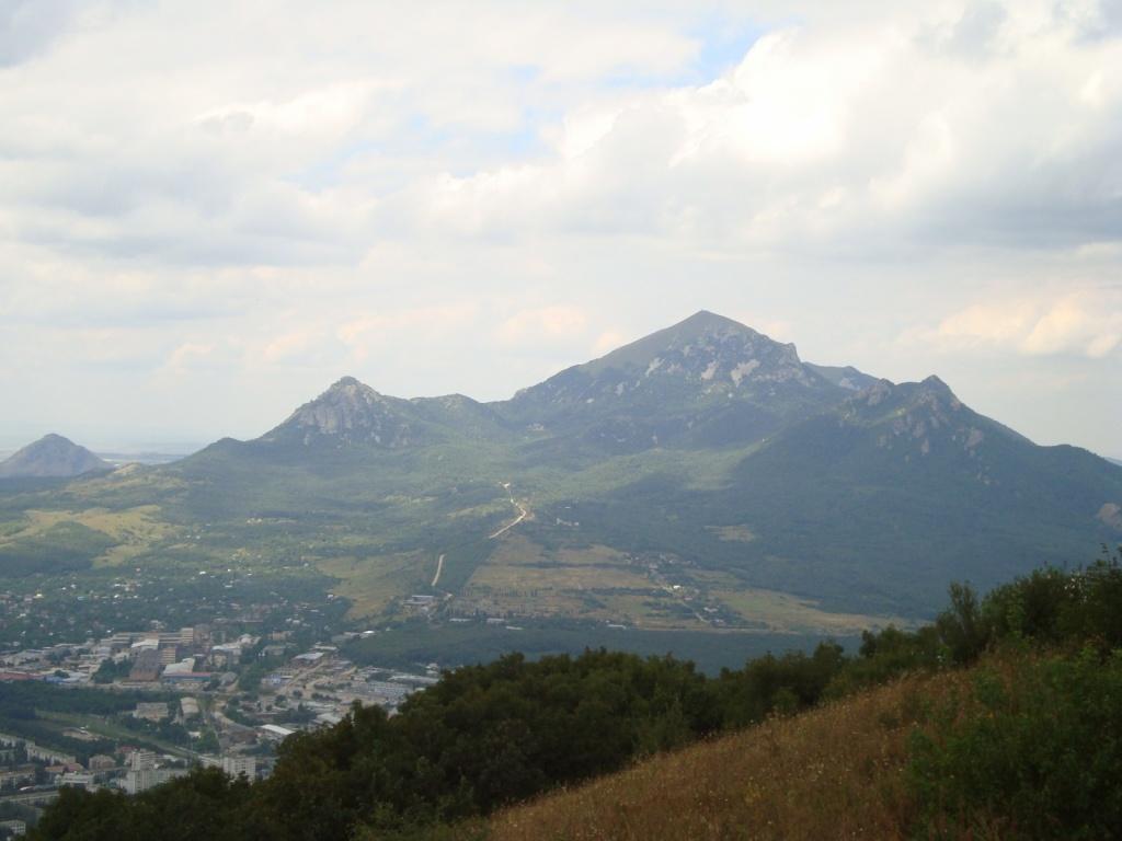 Вид на гору Бештау. Автор: Ольга Киль