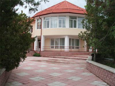 Санаторий «Кыргызское взморье».