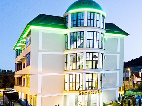 Гостиница «Семирамида». Фото: www.semiramida-hotel.ru
