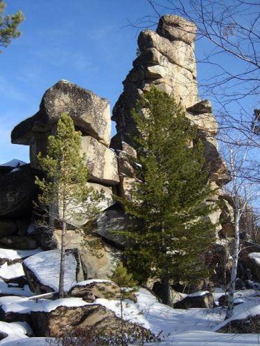 Окрестности лагеря. Фото: sayansv.ru