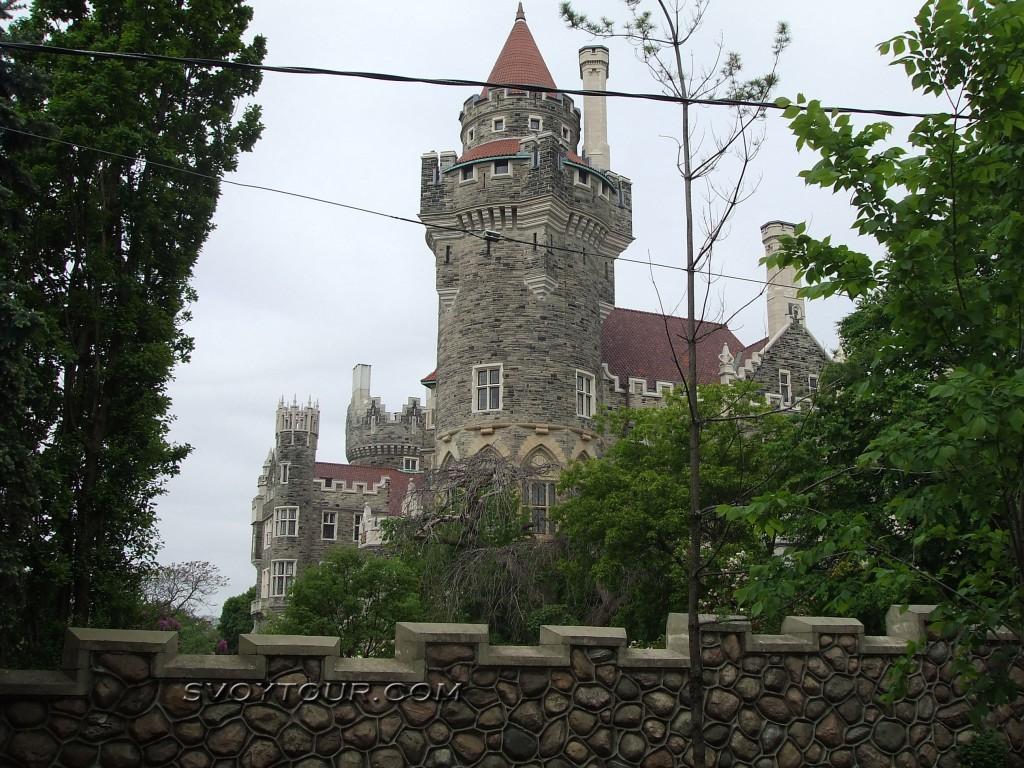 Особняк «Каса-Лома». Фото: svoytour.com