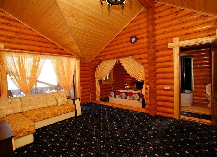 Апартаменты в корпусе «Русский дом». Фото: www.hotel.fort-artur.ru