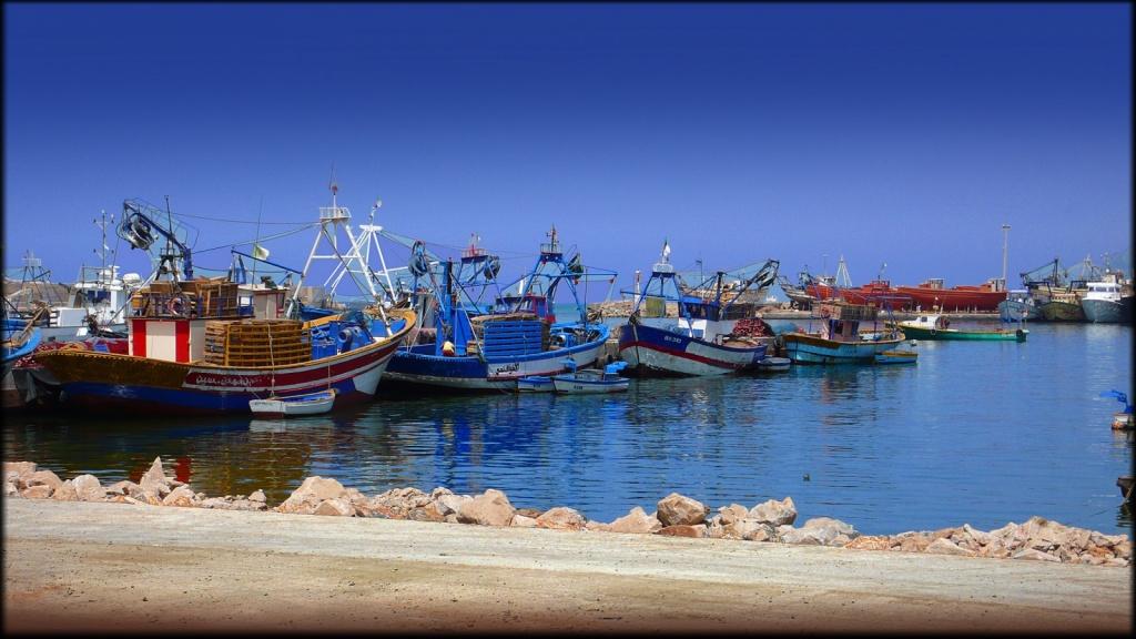 Порт Бени-Саф. Автор: Mohsan'. Фото:  www.flickr.com
