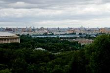 Воробьевы Горы (Ленинские горы)