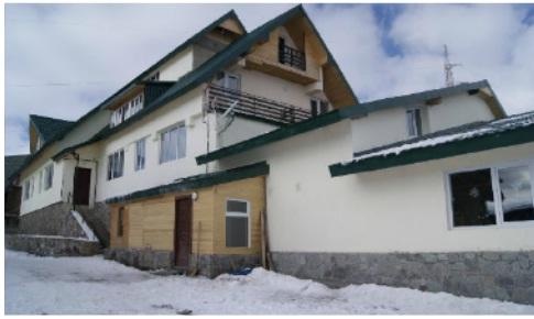 Отель. Фото: www.freerider.co.il