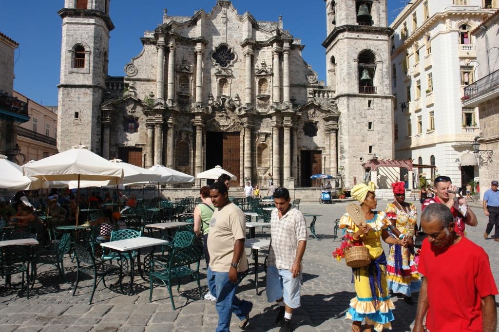 Исторический центр Гаваны